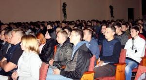 Студенты выпускных курсов на «Дне карьеры» в «Полтавском колледже нефти и газа ПолтНТУ»