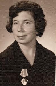 1 січня 1966 року Віра Миколаївна Зайцева призначена головним геологом Закарпатської ГРЕ