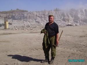 Клинцевское месторождение, Кировоградская область, 2005 год