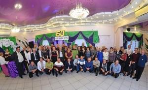 Коллектив Калушской нефтегазоразведывательной экспедиции ДП «Захидукргеология» отмечает 60-летний юбилей