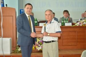 Зюзькевич Микола Петрович  - ветеран  геологічної галузі, колишній головний геолог       «Надра України»