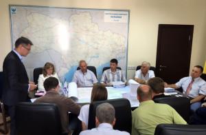 Під час зустрічі сторони обговорили можливості участі у спільних інвестиційних проектах