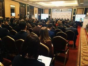 Відкриття Дев'ятого щорічного «Українського енергетичного форуму» Адама Сміта